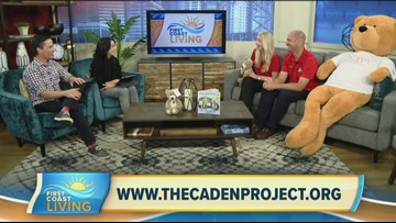 The Caden Project Helping Sick Kids (FCL Oct. 21)