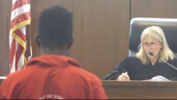 Terry Parker HS football game shooting suspect makes first court appearance