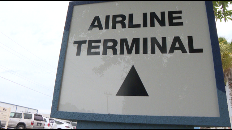Jacksonville airport providers host job fair to fill post-pandemic slots