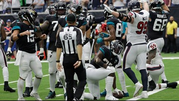 Jags' fans sound off on teams' game-losing 2-pt try and Minshew magic