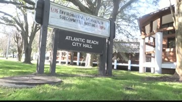 Atlantic Beach conducts vulnerability assessment to address sea-level