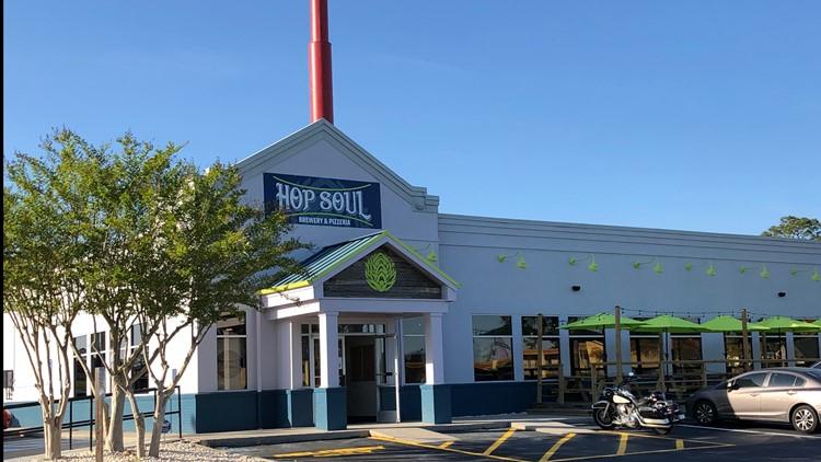 Hop Soul Brewery in Brunswick GA