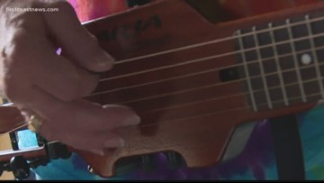50-years-later, local artists reliving Woodstock Music Festival