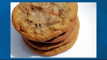 Cookie of the Day: Pecan Caramel Chip Cookies