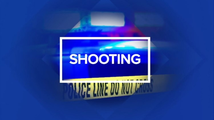 Jacksonville police searching for gunman after shooting victim dropped off at hospital