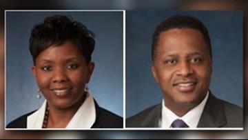 Judge delays fraud sentences for Katrina Brown, Reggie Brown