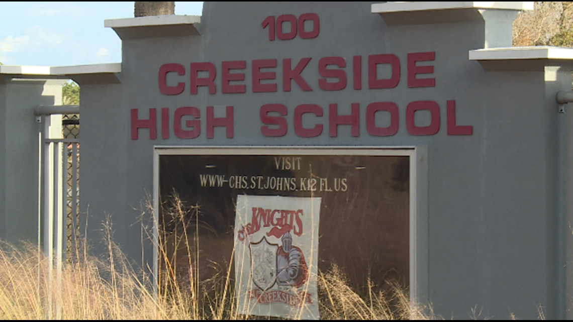 Attendance 'back to normal' after stomach bug outbreak at Creekside High School