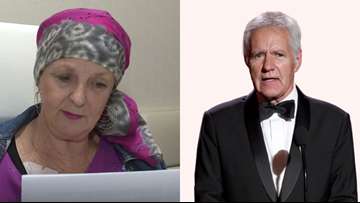 Jeopardy's Alex Trebek gets letter from Jax woman also fighting pancreatic cancer