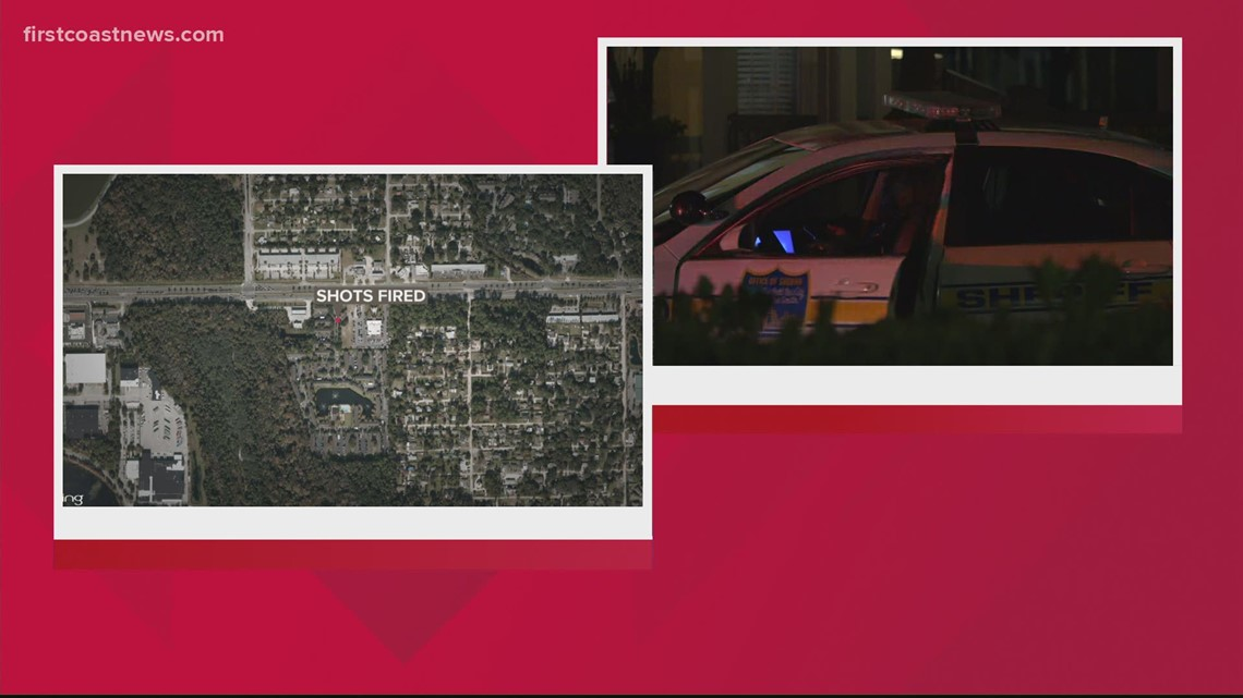 JSO: No one injured after shooter opens fire at Park Ridge area apartment complex