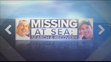 One week after JFRD, Fairfax fighters went missing at sea over 146,000 miles have been searched