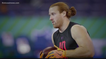 'I woke up in the hospital...' Jacksonville native, Baltimore Ravens tight end Hayden Hurst reveals battle with depression, anxiety