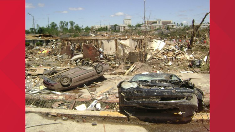 10 Years Later: Remembering the 2011 Super Outbreak in Tuscaloosa, Ala.
