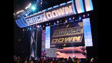 WWE SmackDown Live is coming to Jacksonville