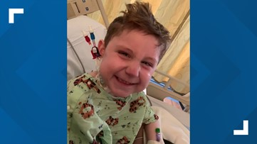 Jacksonville paramedic to be reunited with 5-year-old son receiving hospice care thanks to community's generosity