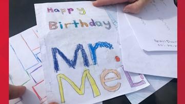 Help us wish 92-year-old WW2 veteran, Mr. Mel a Happy Birthday!