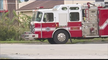 Jacksonville fire station shut down after firefighter tests positive for COVID-19