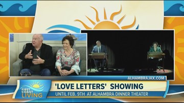 Don't miss 'Love Letters' at the Alhambra (FCL January 17th 2020)