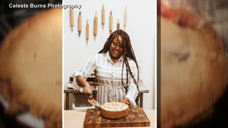 Pandemic Pivot: Woman goes from being jobless to selling out pies at her own shop in Jacksonville