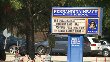 Nassau County School District: High school assembly not intended to promote religion