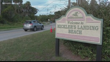 Plan to install 'geotubes' near Mickler's Landing Beach stirring controversy in Ponte Vedra