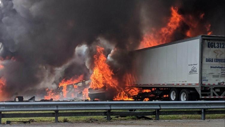 FHP gives update on deadly I-75 crash | firstcoastnews com