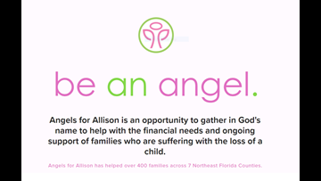 Jacksonville non-profit helps grieving parents with funeral expenses