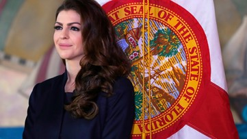 'I wanted to get to work': Florida's First Lady talks personal goals for the state