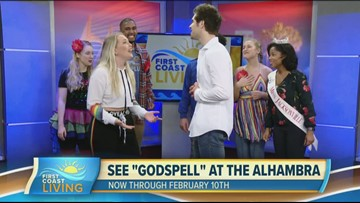 Alhambra Theatre introduces musical 'Godspell' as season opener (FCL January 17th)