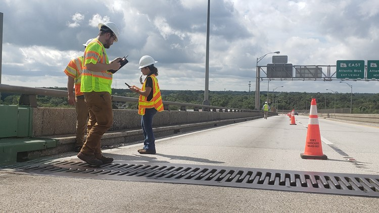 Weeks-long FDOT inspection begins on Hart Bridge