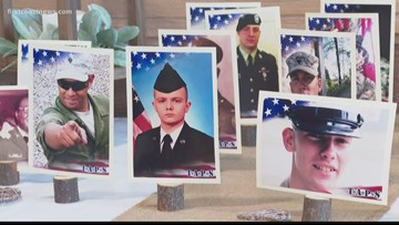 TAPS program helps military families struggling with loss, grief