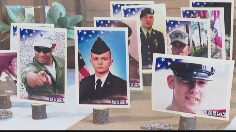 'When you lose that service member, you lose a sense of who you are': Military families grieving loss attend TAPS seminar of healing
