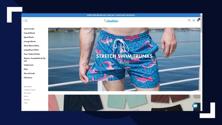 Chubbies opens first Jacksonville location at St. Johns Town Center