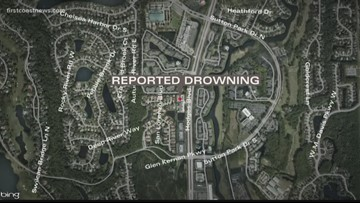 6-year-old drowns in retention pond of Southside apartment complex