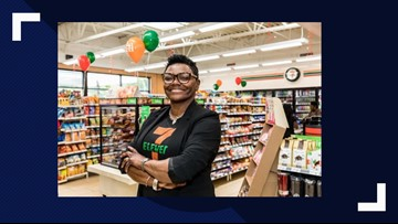 Woman wins 8-month long contest, picks up 7-Eleven store
