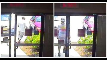 Robber hits Orange Park Wells Fargo, Home Depot