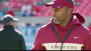 FSU fires head football coach Willie Taggart