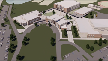 Parents excited for new St. Johns County high school close to home