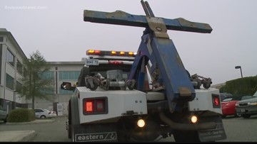Enjoy NYE safely with free towing