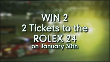 Rolex 24 Text to Win