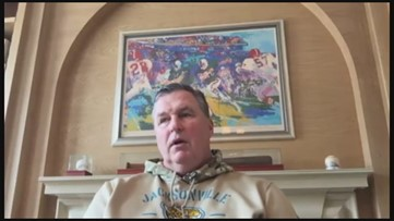 Doug Marrone Free Agency Virtual Press Conference