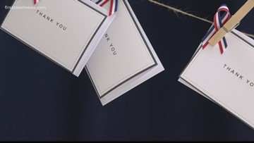 University of North Florida holds 9/11 remembrance event