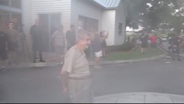 Navy veteran celebrates 102nd birthday at Naval Station Mayport