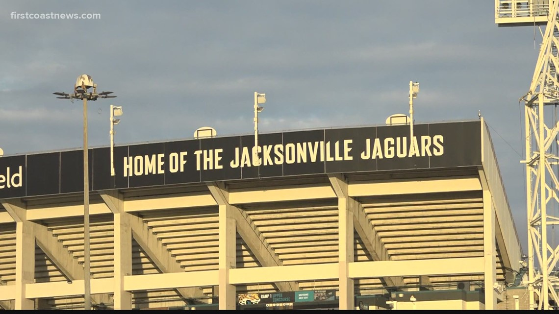 New traffic patterns could cause issues for those going to Jacksonville Jaguar games