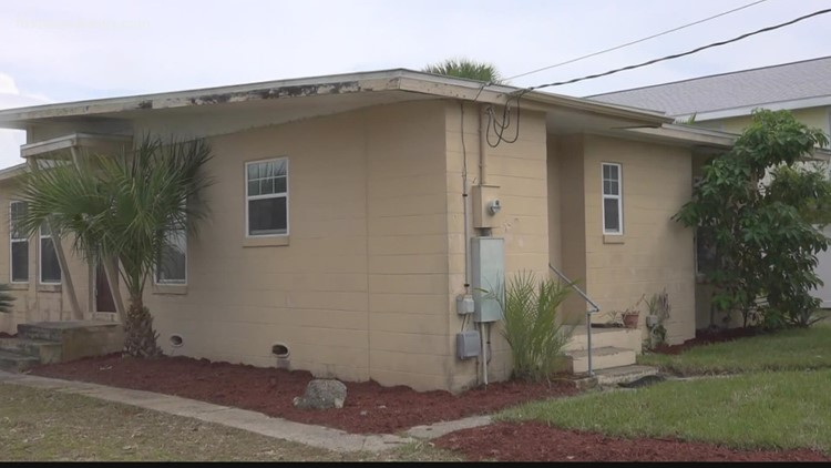 Couple helps renovate house connected to Dr. Martin Luther King Jr. in St. Johns County