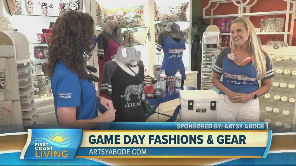 Artsy Abode has you covered for gameday