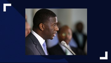 Andrew Gillum's father dies in Jacksonville at age 69