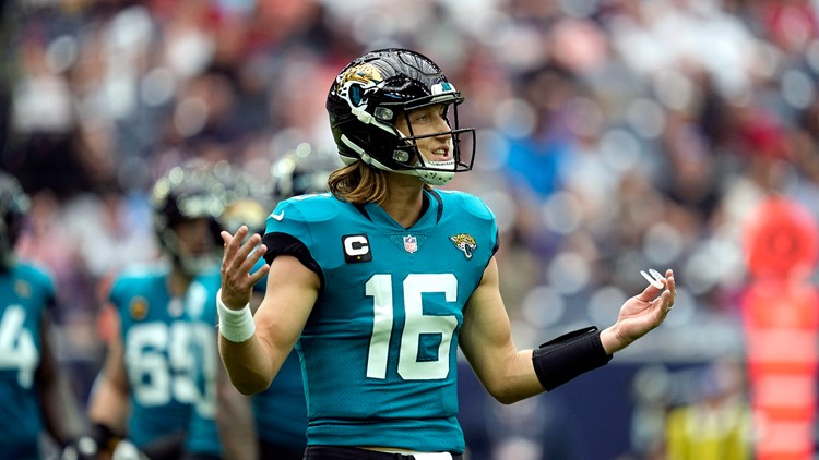 Jaguars rocked by the Texans 37-21 in Lawrence, Meyer's debut