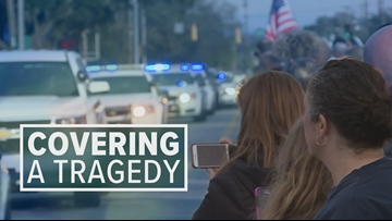 Covering a tragedy: A reporter's notes after hero killed in the line of duty