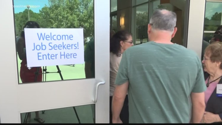 Companies hope to fill 500 positions at Thursday hiring events in Jacksonville