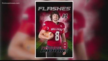 Hilliard quarterback hospitalized following game after brain begins to bleed